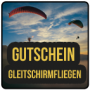 Gleitschirmfliegen Panoramaflug