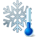Thermometer_Snowflake