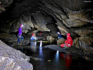 Hölloch Höhlen Tour Expedition Himmelsgang   Trekking Team AG