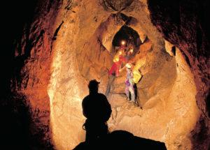Hölloch Höhlen Tour Expedition Innominata | Trekking Team AG