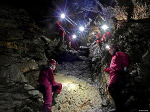 Hölloch Höhlen Tour Team Spirit | Trekking Team AG