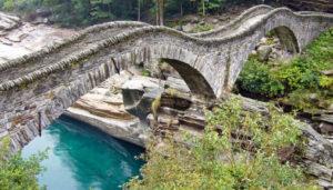 Ponte dei Salti Lavertezzo | Trekking Team AG