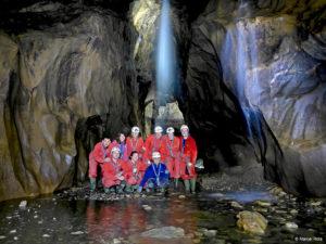 Hölloch Höhlen Tour Expedition Wasserdom | Trekking Team AG
