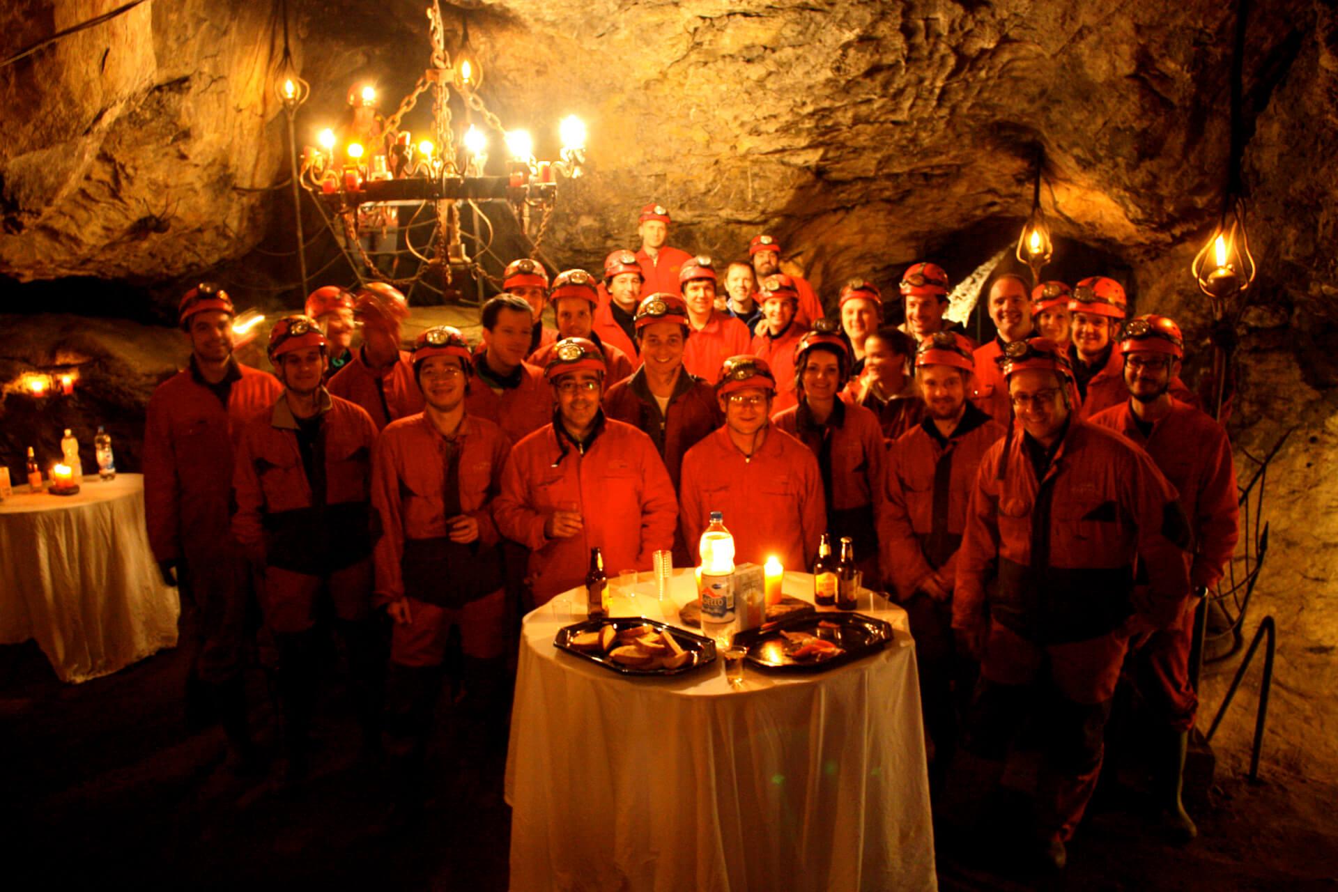 Hölloch Höhlen Apero | Trekking Team AG