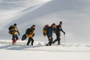 Artic Winter - Teambuilding im Schnee | Trekking Team AG