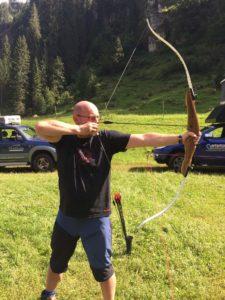 Bogenschiessen | Trekking Team AG