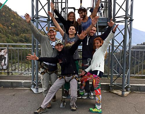 Bungy Team | Trekking Team AG