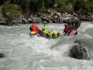 River Rafting | Trekking Team AG