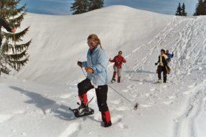 Schneeschuh Trekking | Trekking Team AG