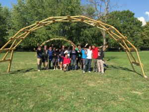 Team Challenge - origineller Team Wettkampf | Trekking Team AG