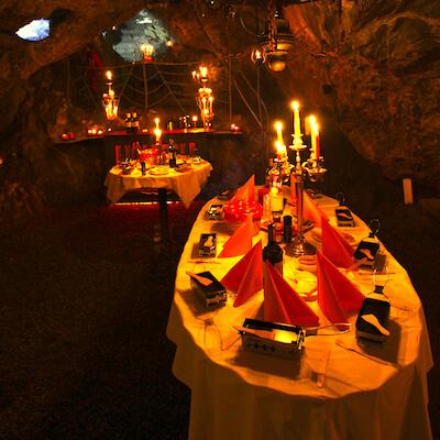 Hölloch Höhlen Raclette | Trekking Team AG