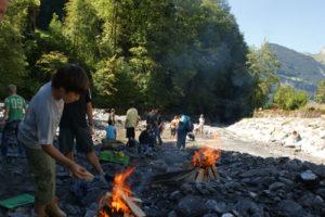 Grillplatz - BBQ und Grilladen | Trekking Team AG