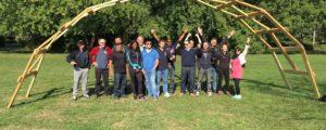 Brückenbau als Teambuilding | Trekking Team AG