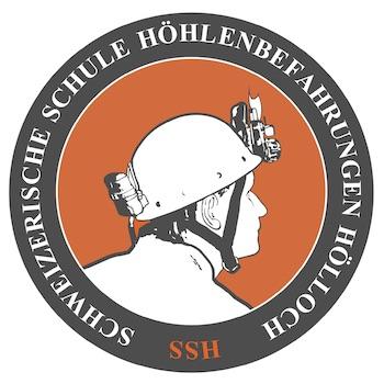 Logo SSH Schweizerische Schule Höhlenbefahrungen Hölloch | Trekking Team AG