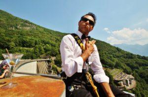 007 Stuntman | Trekking Team AG