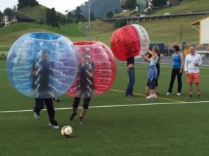 Bubble Soccer | Trekking Team AG