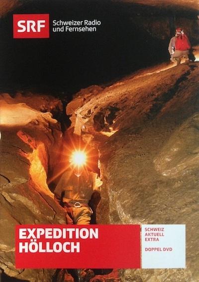 DVD Expedition Hölloch | Trekking Team AG