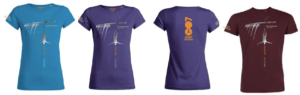 Bungy T-Shirts | Trekking Team AG