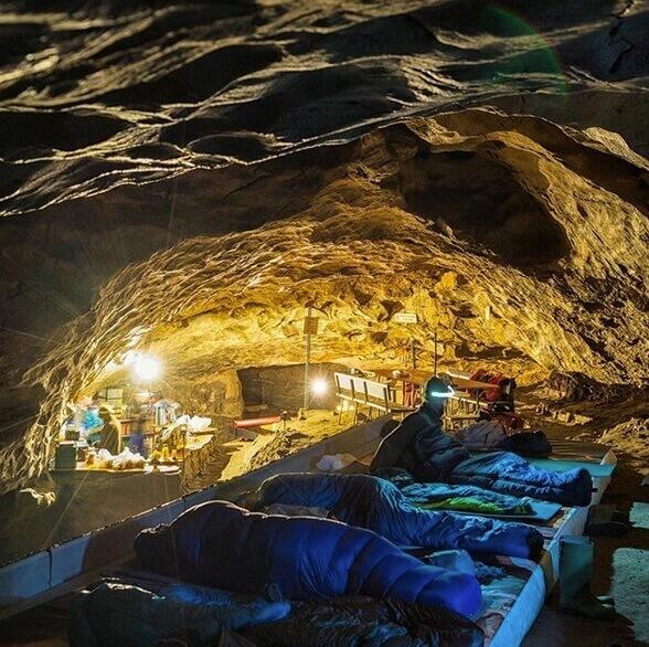 Hölloch Biwak | Trekking Team AG