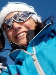 Simone Schwarzenbach - Mitarbeiter Trekking Team AG