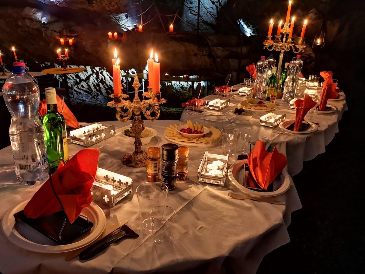 Hölloch-Raclette Weihnachtsevent