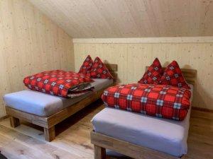 Berghaus Pragelblick - 2er Zimmer