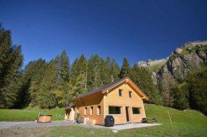 Berghaus Pragelblick - bereit für Gäste