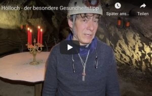 Gesunde Höhlenluft