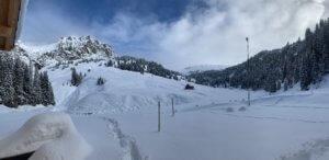 Aussicht Berghaus Pragelblick