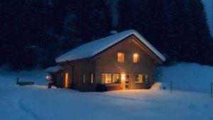 Berghaus Pragelblick Winter